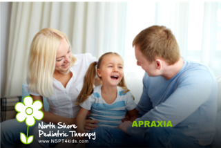 Childhood Apraxia: The Facts