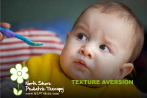 Tackling Oral Texture Aversion