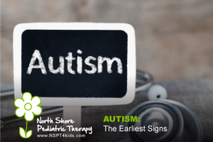 The Earliest Signs of Autism