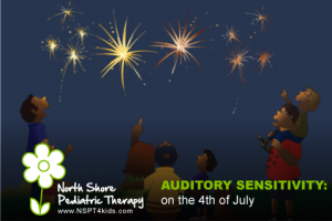 Auditory Strategies for the 4th of July