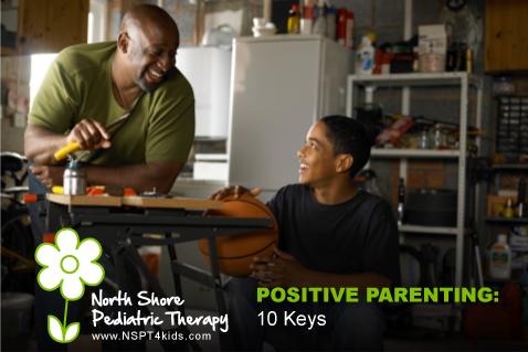 10 Keys to Positive Parenting