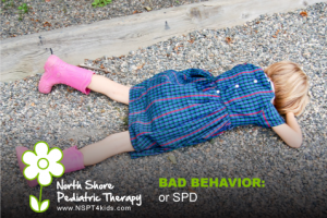 Is It Bad Behavior or Sensory Processing Disorder?