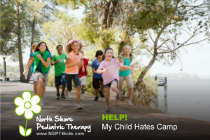 Help! My Child Hates Camp