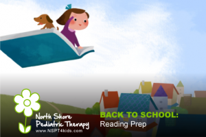 Back to School Reading Prep