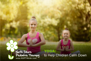 5 Yoga Activities to Help Your Child Calm Down