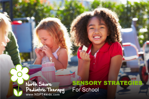 Sensory Strategies for School