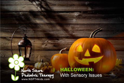 How to Survive Halloween with Sensory Issues
