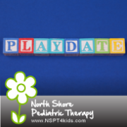 playdate and sensory needs