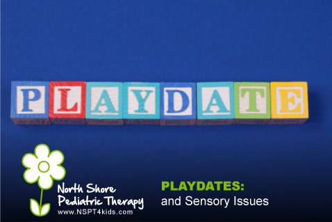 Sensory Strategies for Playdates