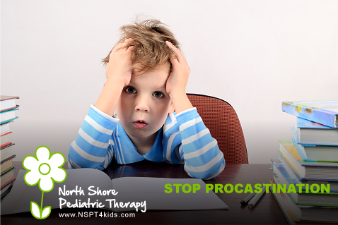 Help Your Child Stop Procrastinating