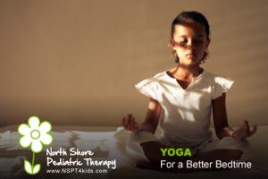 Yoga For A Better Bedtime