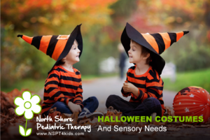 Find the Right Costume for a Child with Tactile Sensitivities