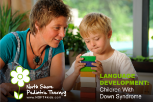 Down Syndrome Language Development