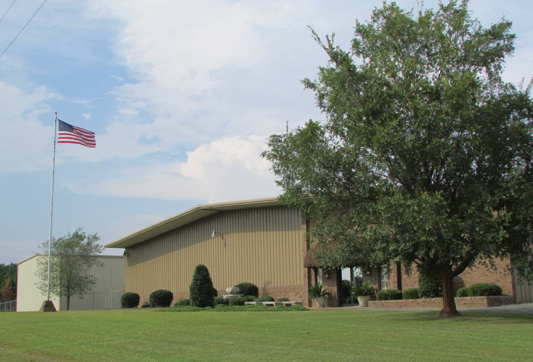 Existing Industrial Building in South Georgia