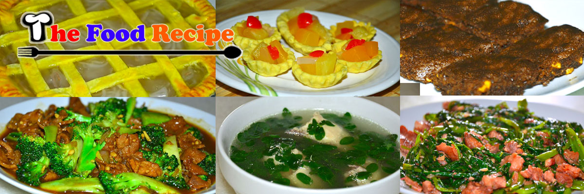 The Food Recipe by DavaoBlog.com
