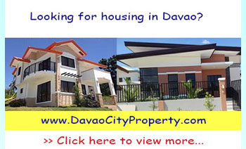 looking for house and lot in davao city