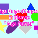 yt mga hugis shape in bisaya