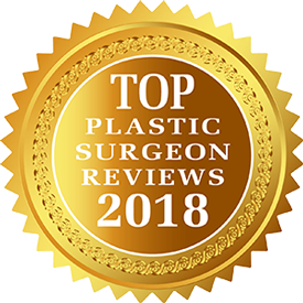 Top Plastic Surgeon Award