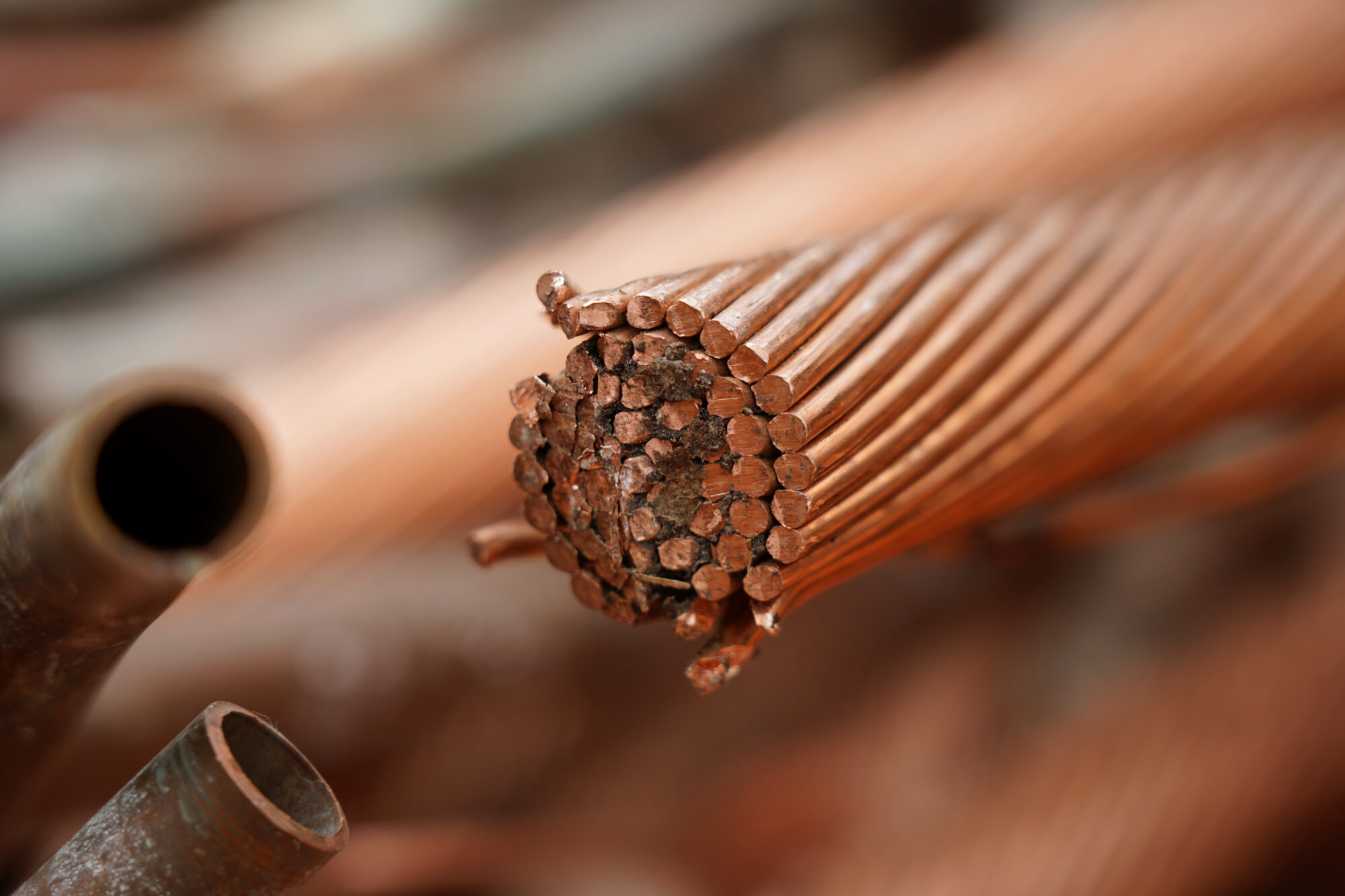 Copper Recycling- Many Opportunities for Cash Back