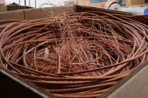Scrap copper buyer
