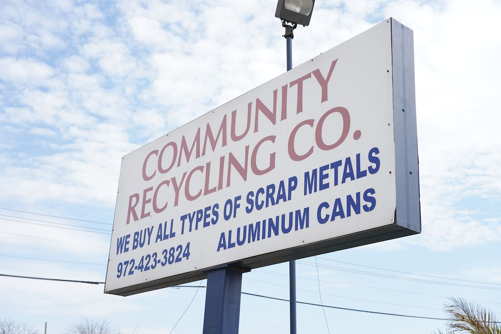 Where to Recycle Metal Near Me