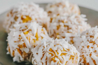 Pumpkin Peanut Butter Balls