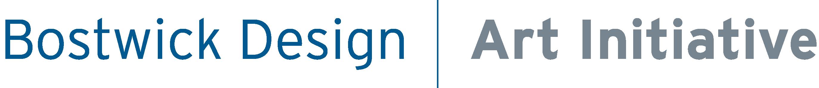 Bostwick Design Art Initiative Logo
