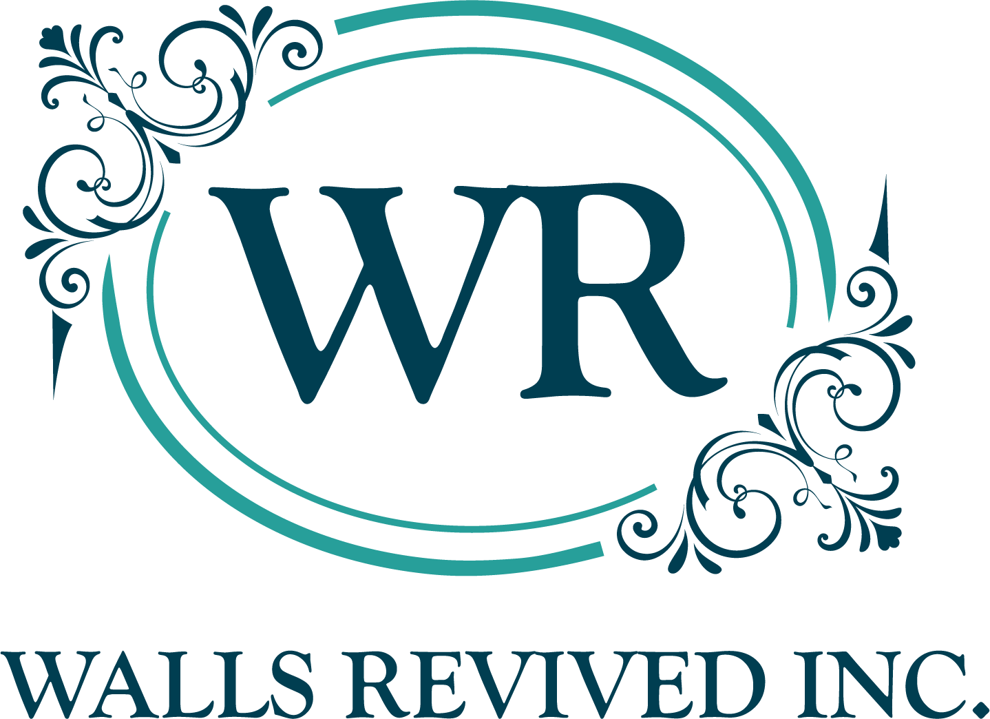 Walls Revived logo
