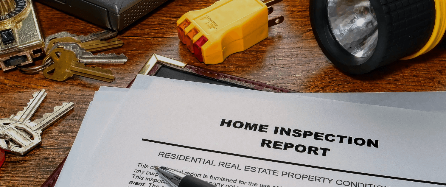 Home Inspection Report wide