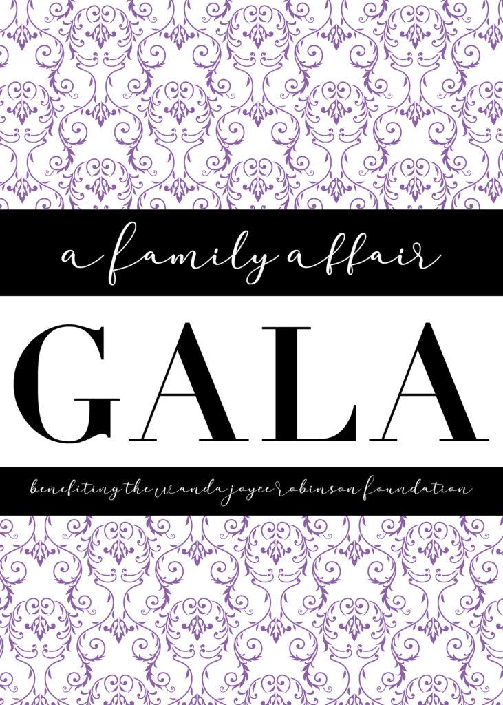 POSTPONED A Family Affair GALA