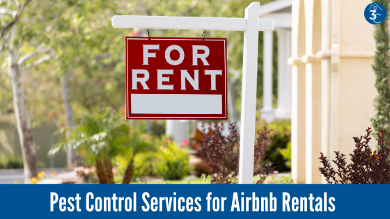 Pest Control Services for Airbnb Rentals