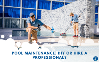 Pool Maintenance: DIY or Hire a Professional?