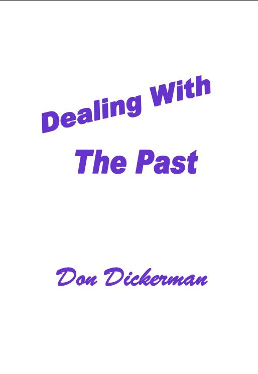 Dealing with the Past