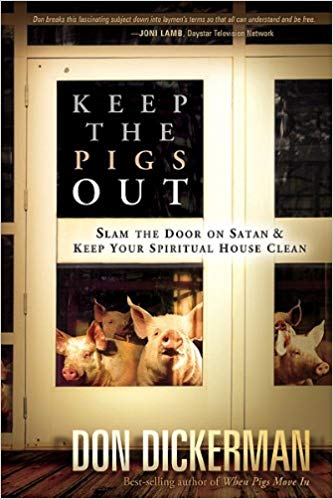 Keep The Pigs Out - front