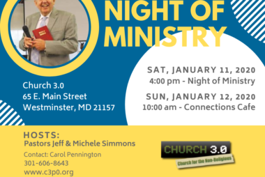 Westminster Night of Ministry