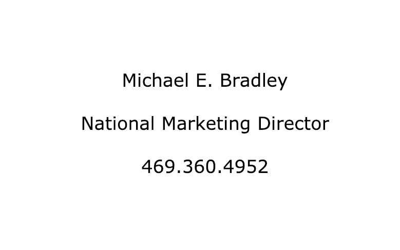 Michael E Bradley