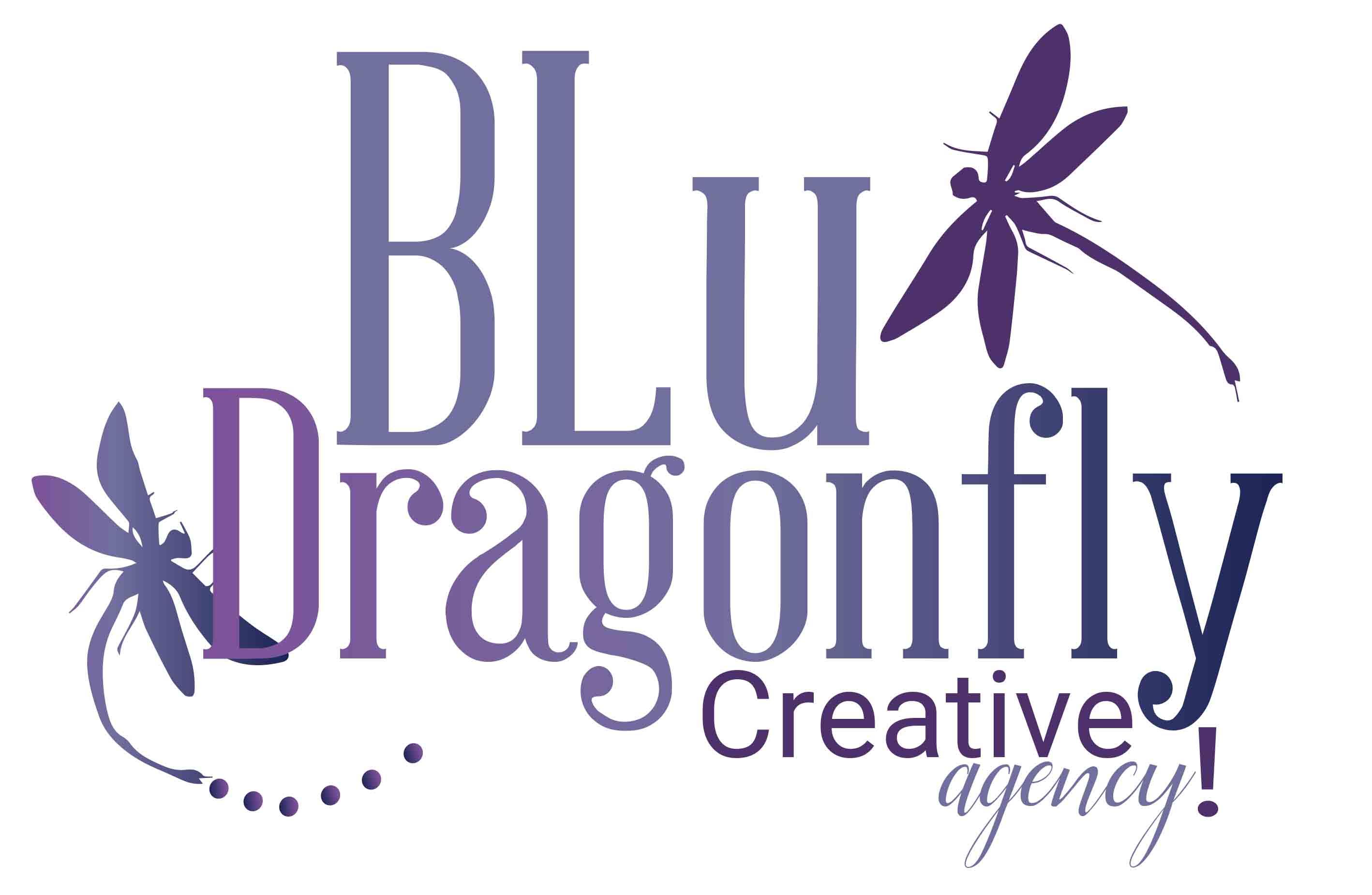 New Logo Blu Dragonfly1