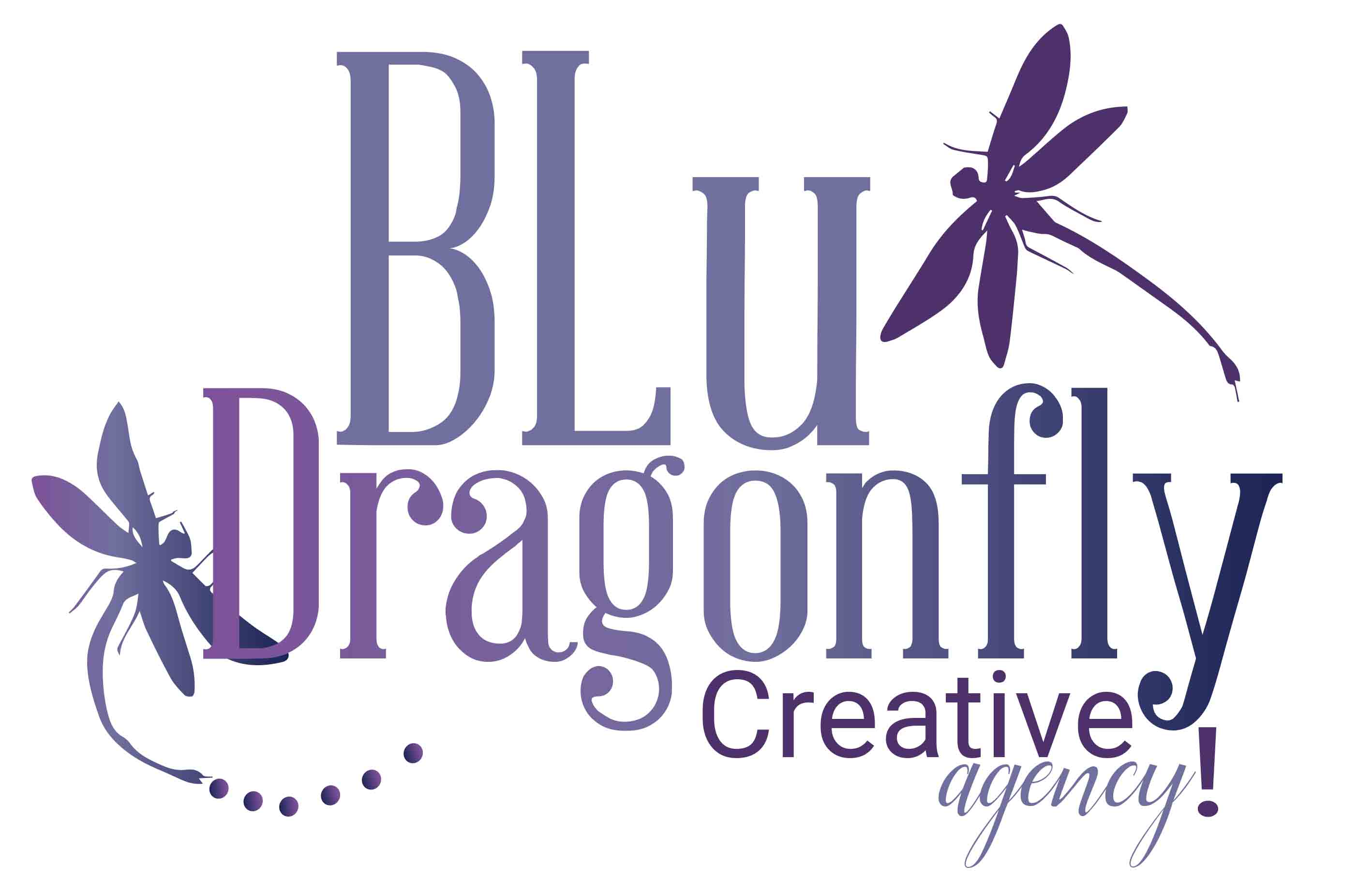 New Logo Blu Dragonfly1