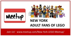 AFOL LUG NY Lego Meetup - Lego club for adults