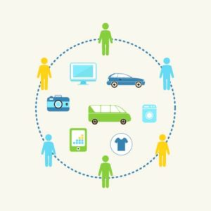 Sharing Economy is disrupting many industries