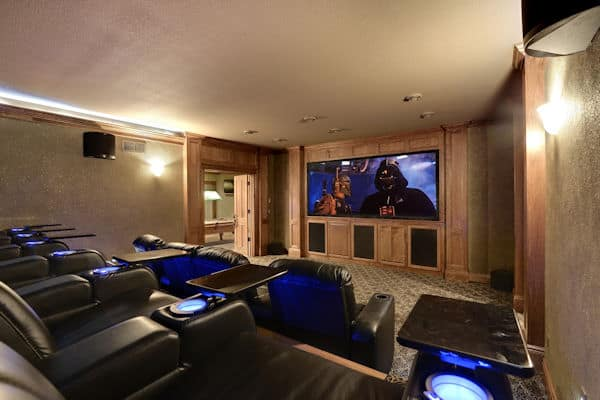 SLH Home Systems - Home Theaters and Media Rooms
