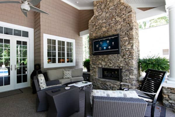 SLH Home Systems - Outdoor Living