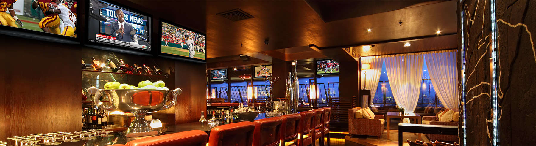 Sports bar & pub SLH system