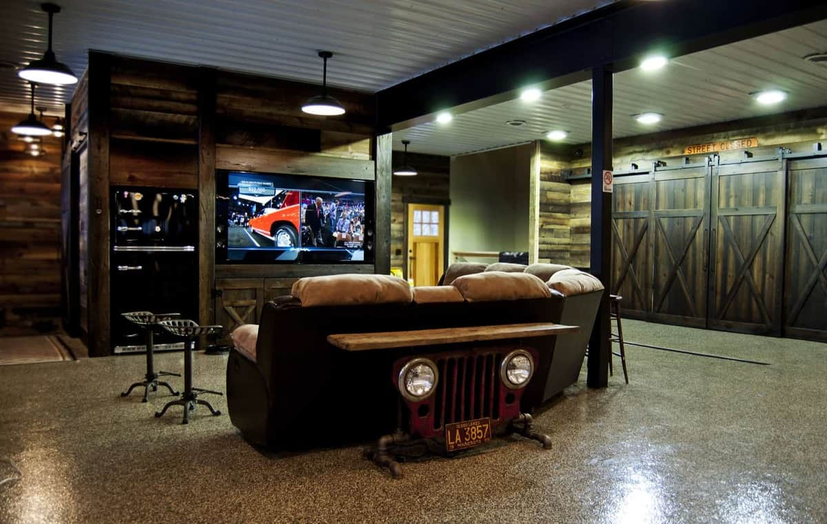 SLH Home Systems - Man Cave - Stillwater, MN