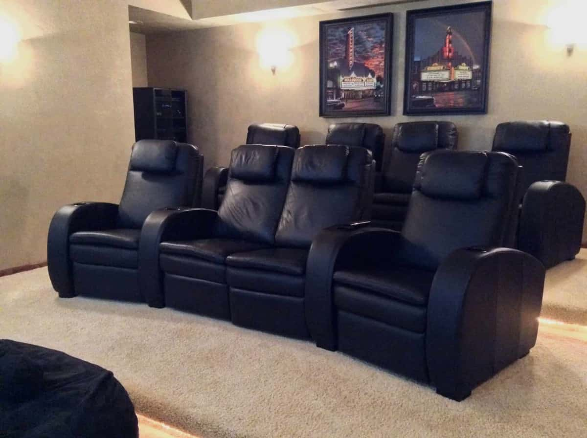 SLH Home Systems- Home Theater - Burnsville, MN