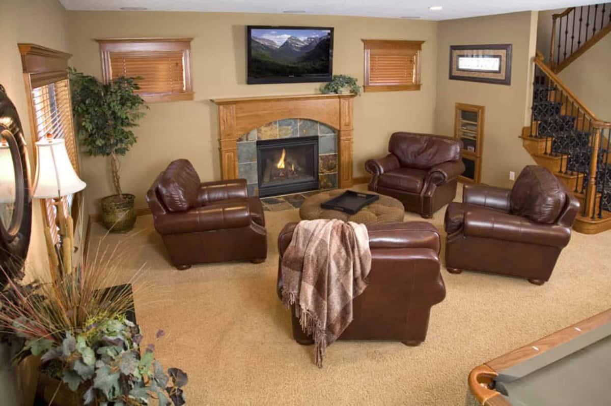 SLH Home Systems- Media Room- Prior Lake, MN