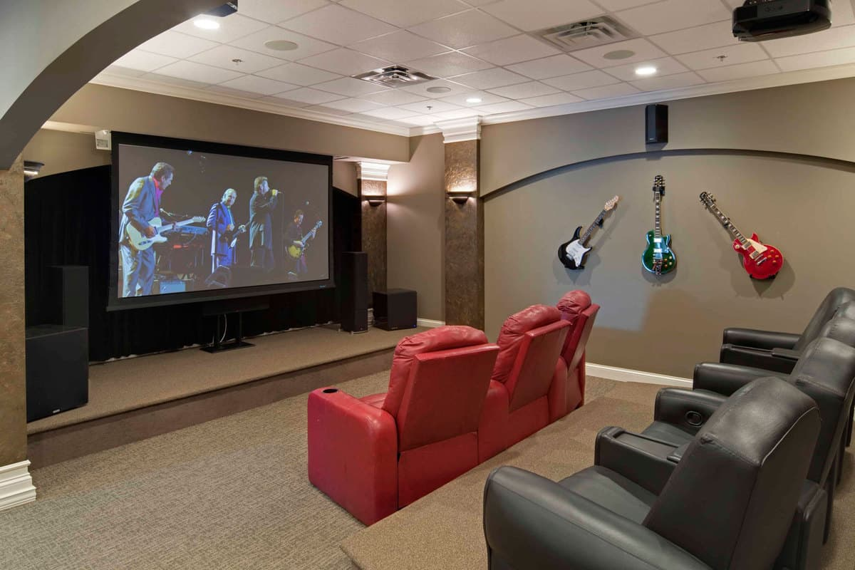 SLH Home Systems - Home Theater - Burnsville, MN