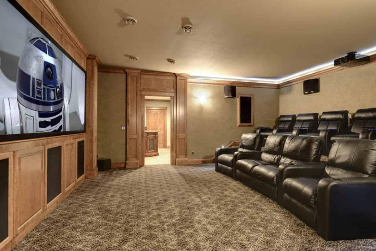 SLH Home Systems- Home Theater- Ham Lake, MN