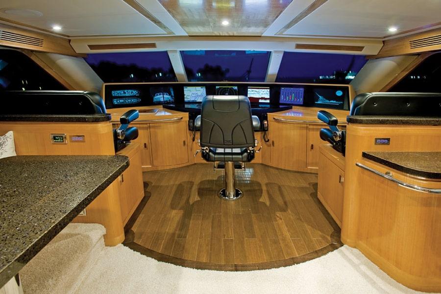 boat command