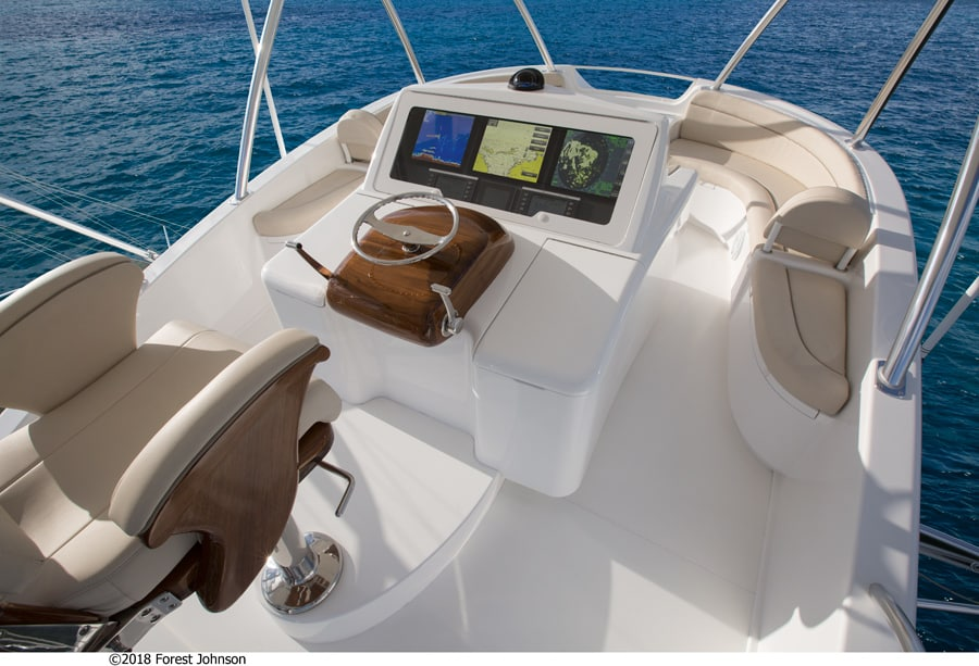 boat monitor